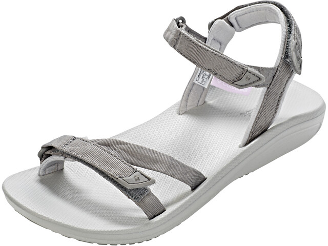 Columbia Big Water Sandals Damen titanium mhw/white